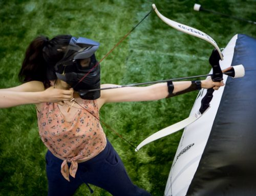 Archery Tag For The Family
