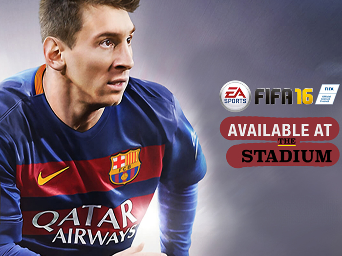 FIFA 16 at The Stadium Westlake