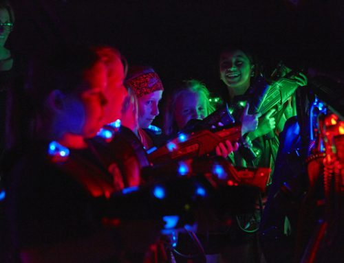 Why Laser Tag Is The Ultimate Family Activity