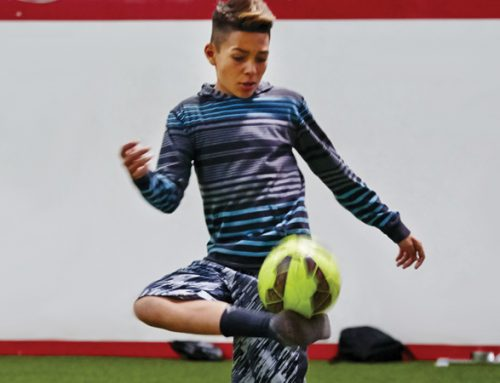 Teen Soccer – Basic Skills