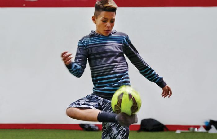 Soccer Teen 2